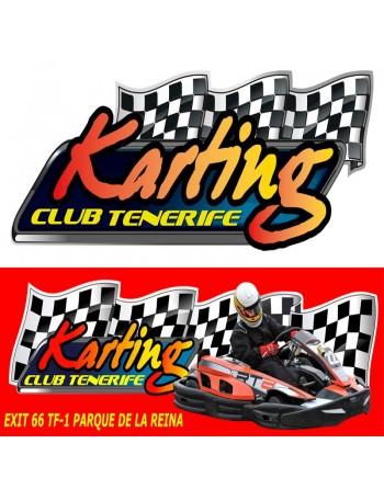 Karting Tenerife RT8